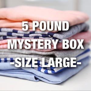 Tops - Mystery Bundle Size Large